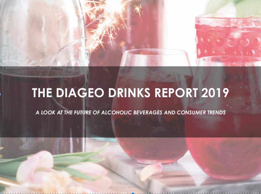 Image for Diageo Drinks Report predicts 12% growth