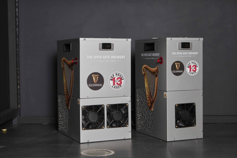 Guinness launches new dispense system for smaller outlets