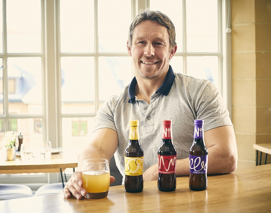 Image for Jonny Wilkinson's No1 Kombucha launches into the on-trade