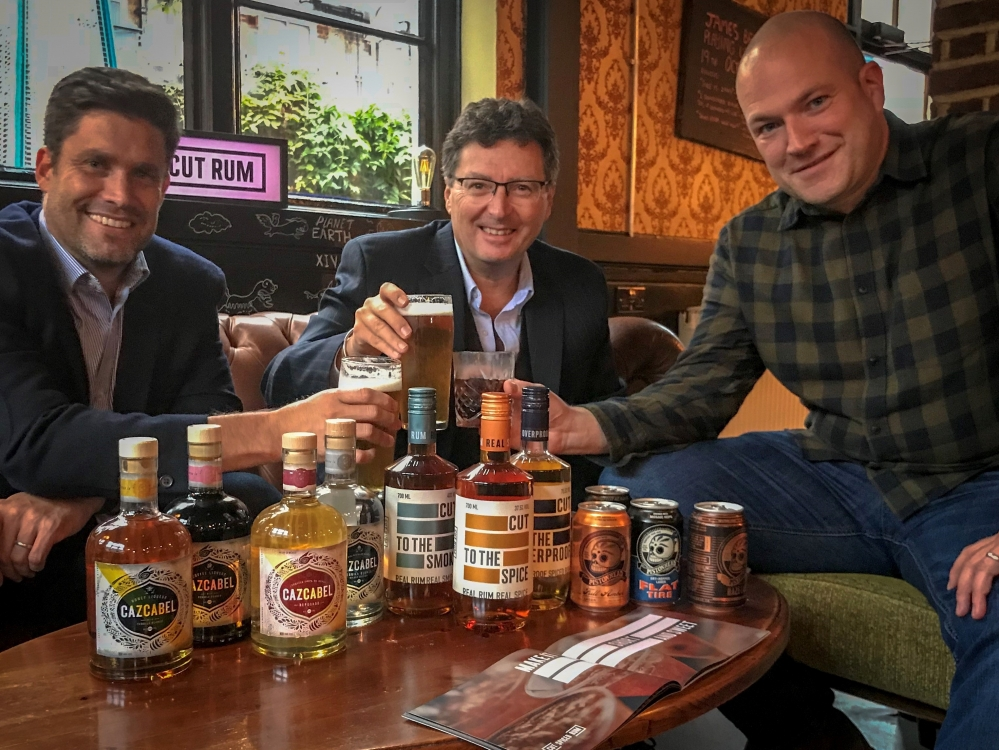 Image for Proof Drinks appoints Jeremy Hill as Managing Director