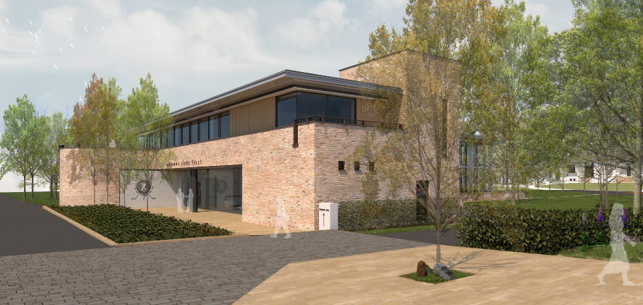 Image for New HQ for Home of Golf