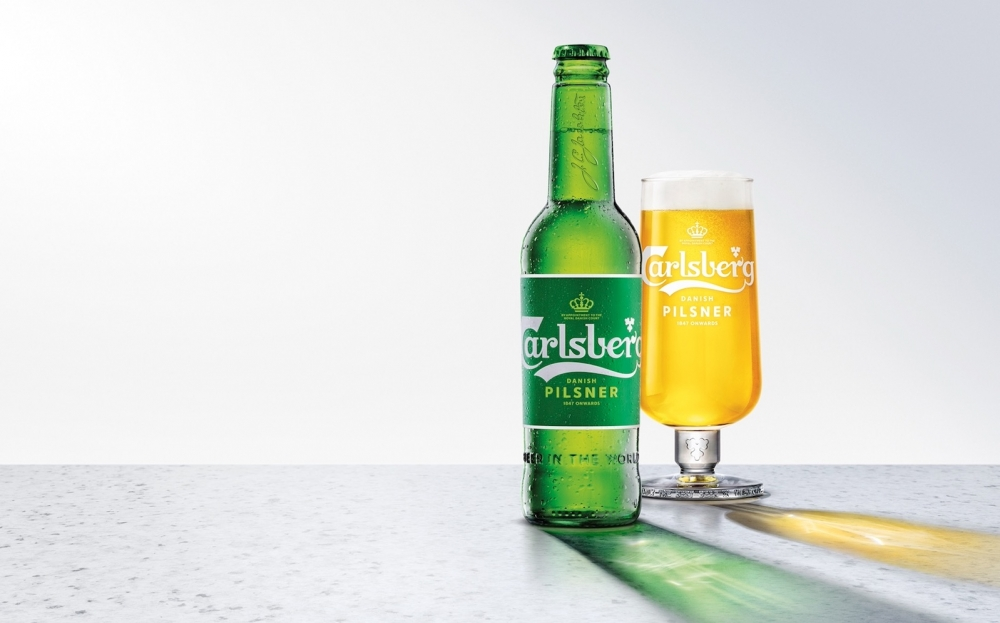 New Danish Pilsner from Carlsberg