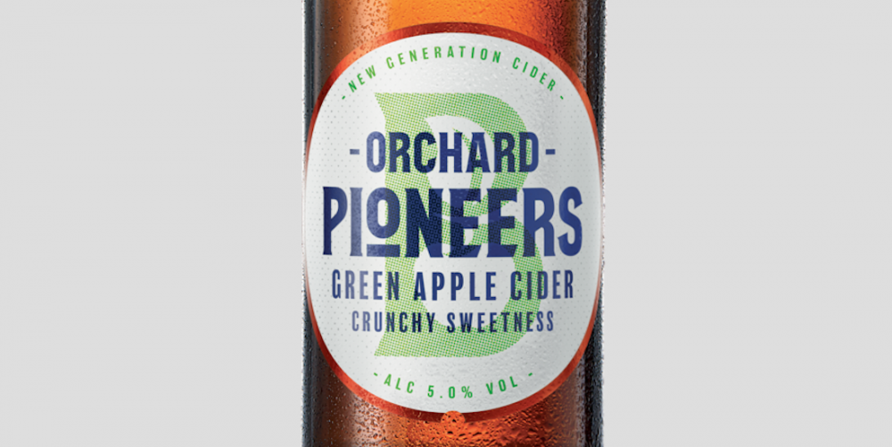 Image for Cider - straight from the bottle